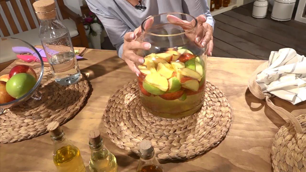 Cómo hacer vinagre de manzana, un aliado saludable y sencillo de preparar