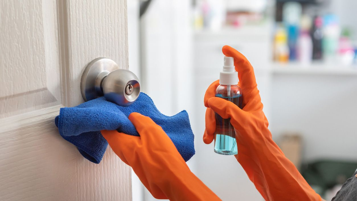 Guide to cleaning and disinfecting your home before and after Christmas