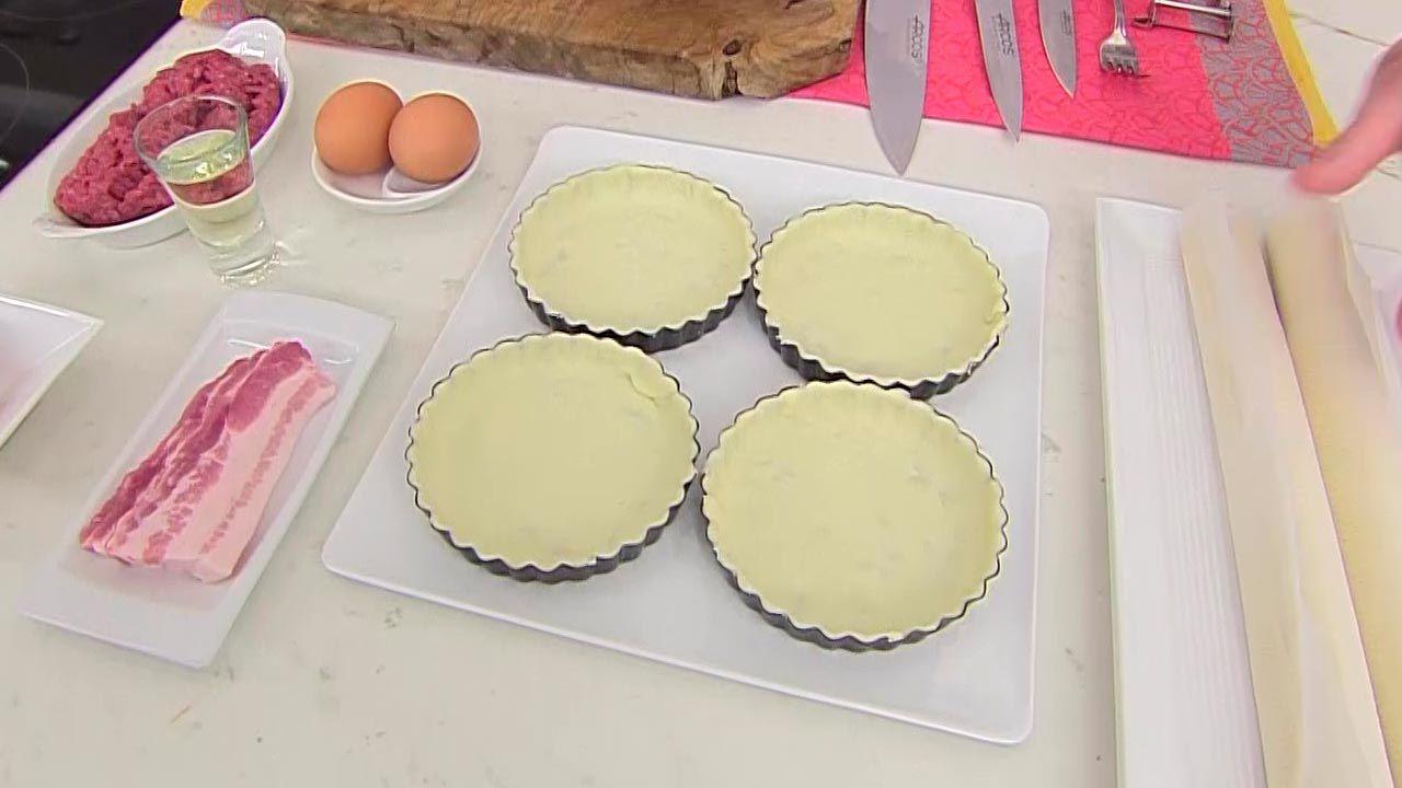Pastel De Carne Murciano Receta De Karlos Arguiñano En Cocina Abierta Hogarmania
