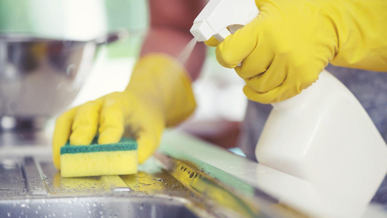 Mejores productos de limpieza: amoniaco