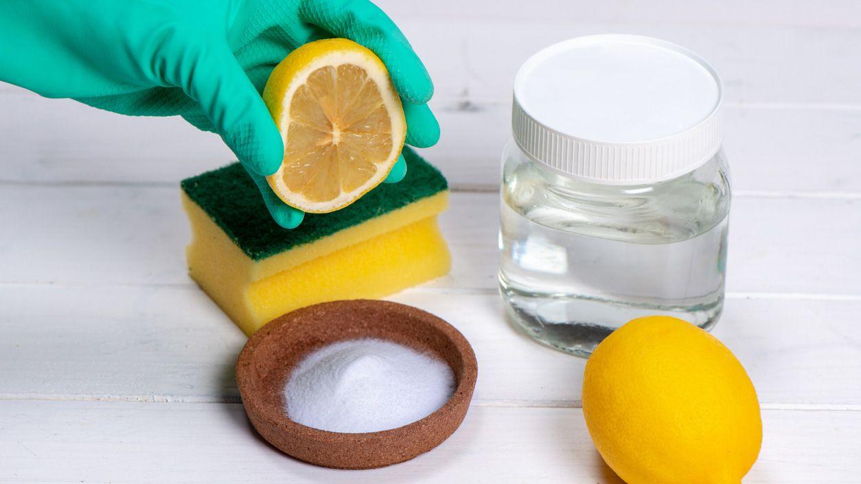 Mejores productos de limpieza: bicarbonato de sodio