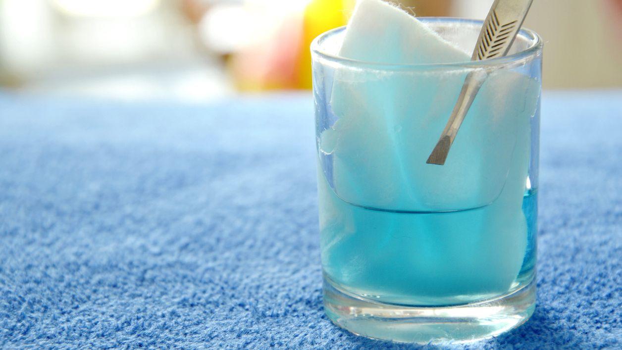 Mejores productos de limpieza: agua oxigenada
