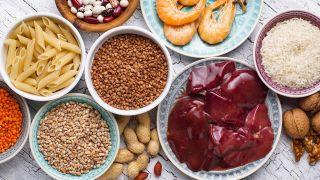 5 vitaminas y minerales para cabello fuerte y bonito - Alimentos ricos en cobre