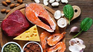 5 vitaminas y minerales para cabello fuerte y bonito - Alimentos ricos en zinc