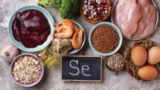 5 vitaminas y minerales para cabello fuerte y bonito - Alimentos ricos en Selenio