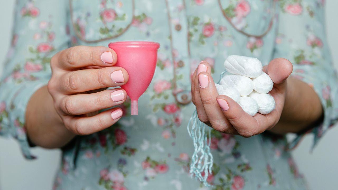 7 preguntas y respuestas sobre la copa menstrual - Tampones
