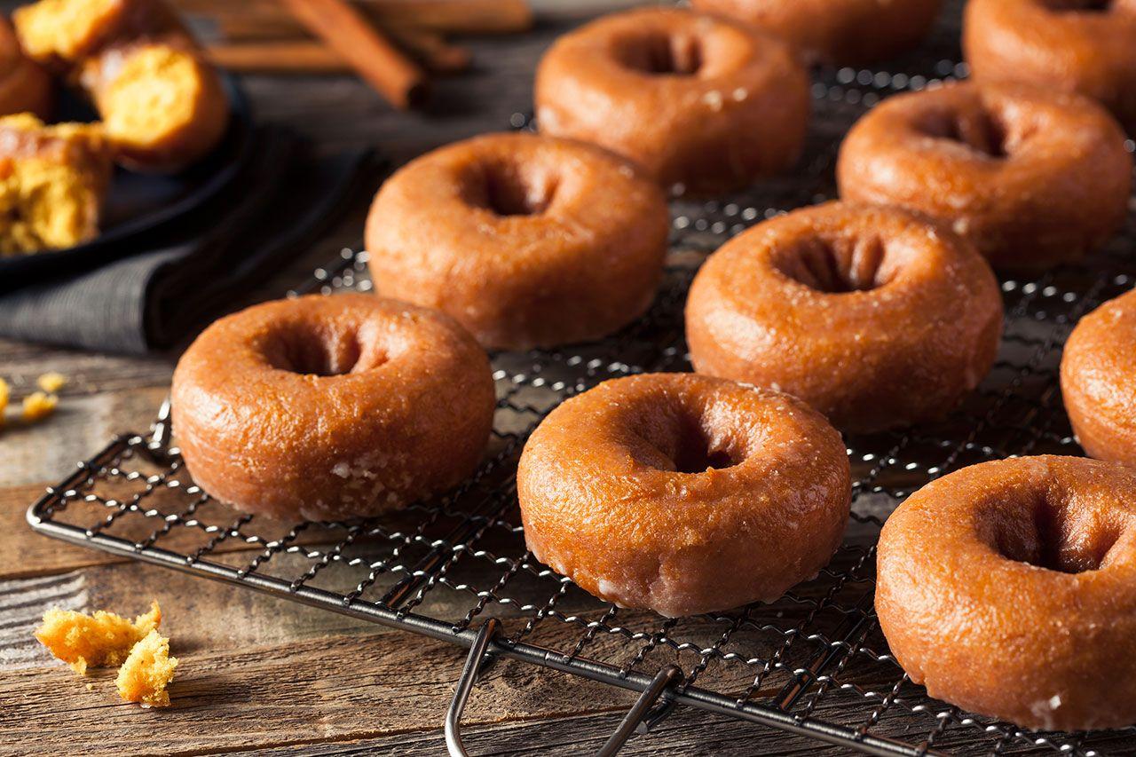 Cómo hacer donuts caseros esponjosos - Horno