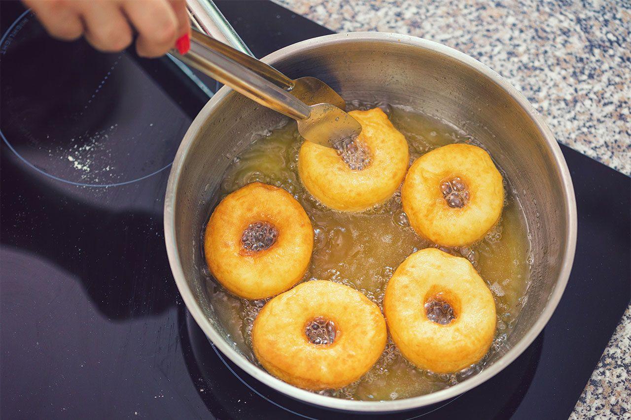 Cómo hacer donuts caseros esponjosos - Paso 6