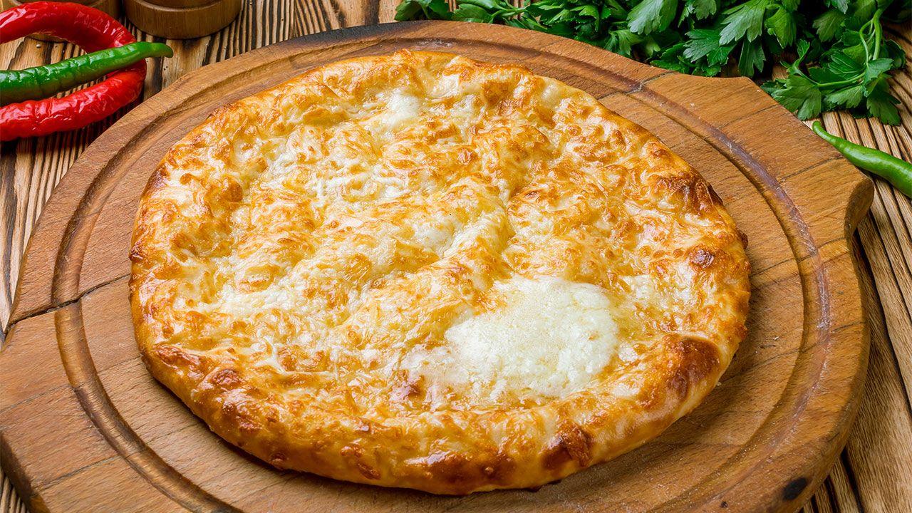 Khachapuri, el pan de queso Georgiano