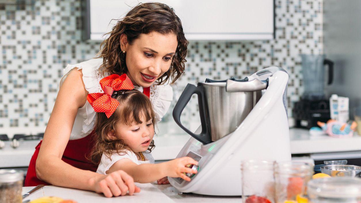 Devolver robot de cocina de Lidl