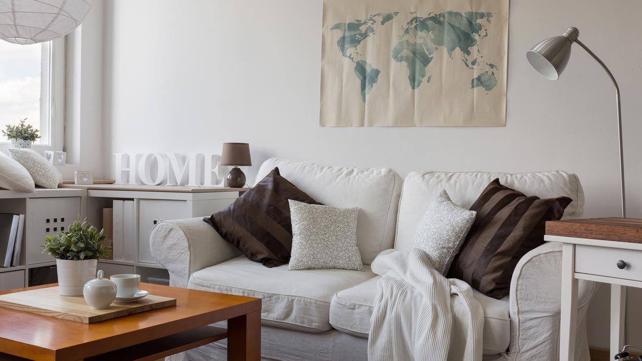 Cómo prevenir que un sofá se hunda