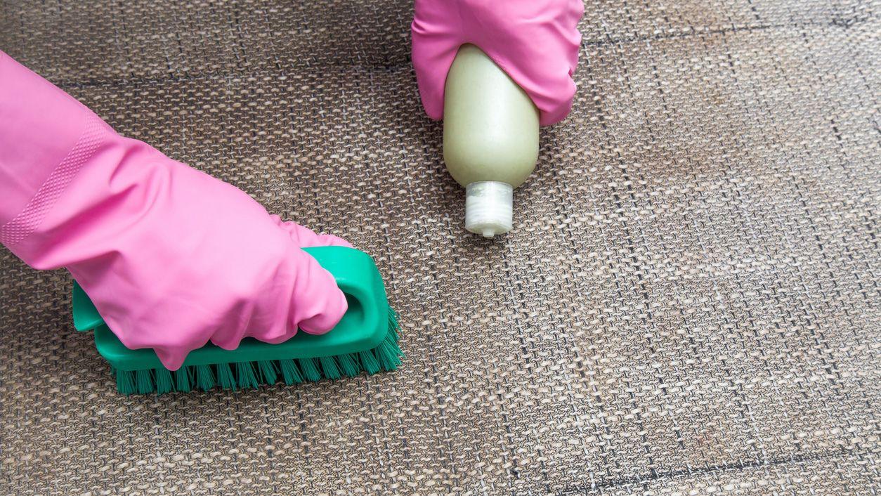 Limpiar el colchón con amoniaco