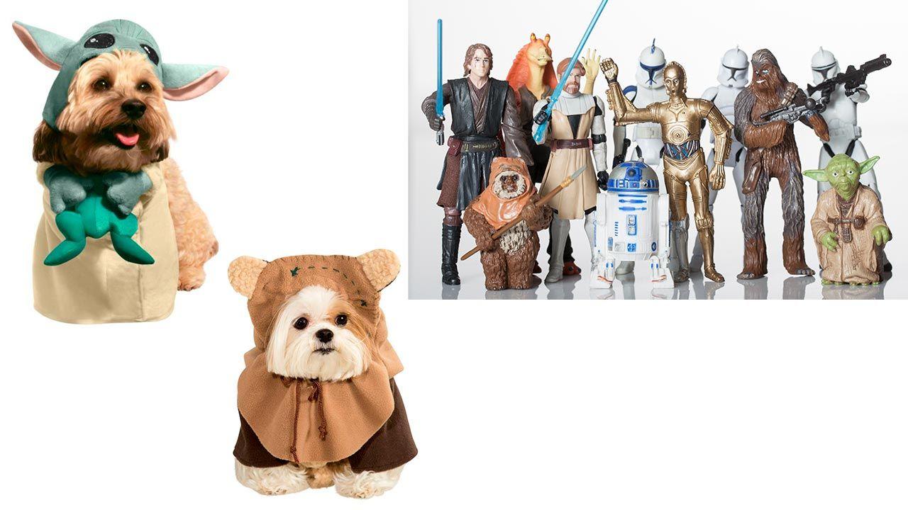 Disfraces de Star Wars para mascotas