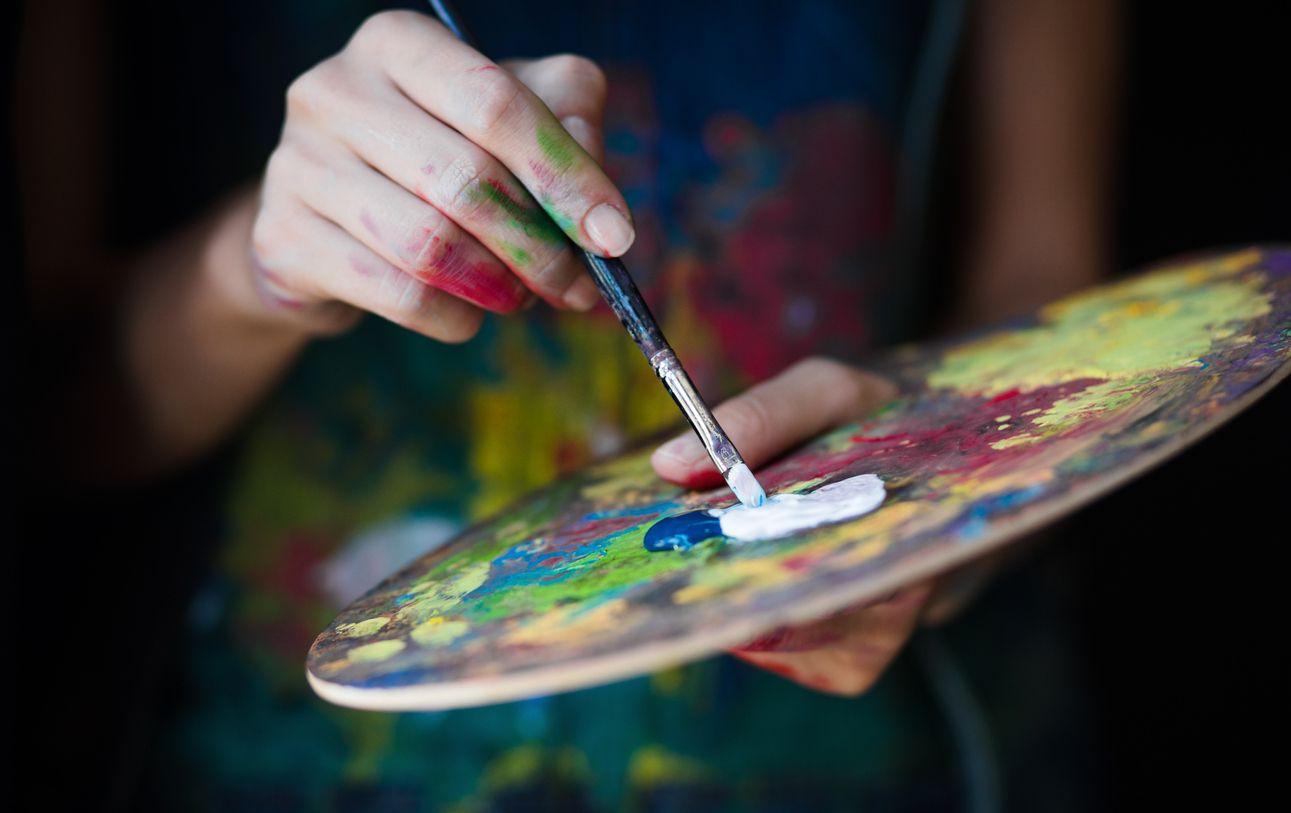 Cómo pintar al óleo: ¿Necesito aguarrás? ¿Qué es la trementina? ¿Para qué sirve el medio o médium? ¿Diferencias entre óleo o acrílica?