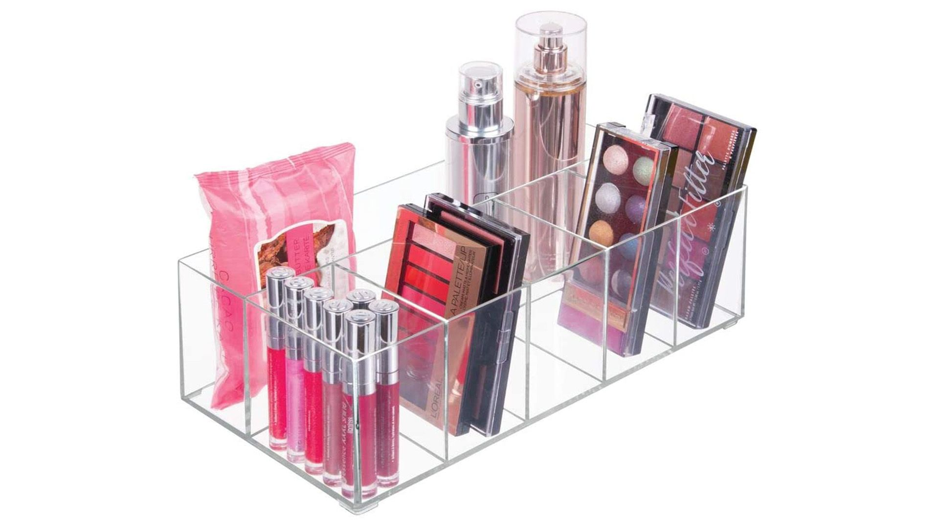 Organizador de maquillaje barato