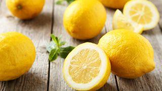 Exfoliante corporal de melisa y limón para eliminar el sebo y las imperfecciones - Limón