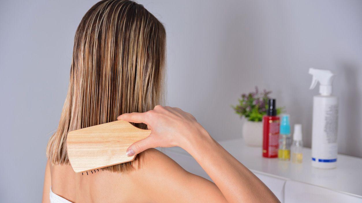 Mascarilla de huevo para hidratar el cabello