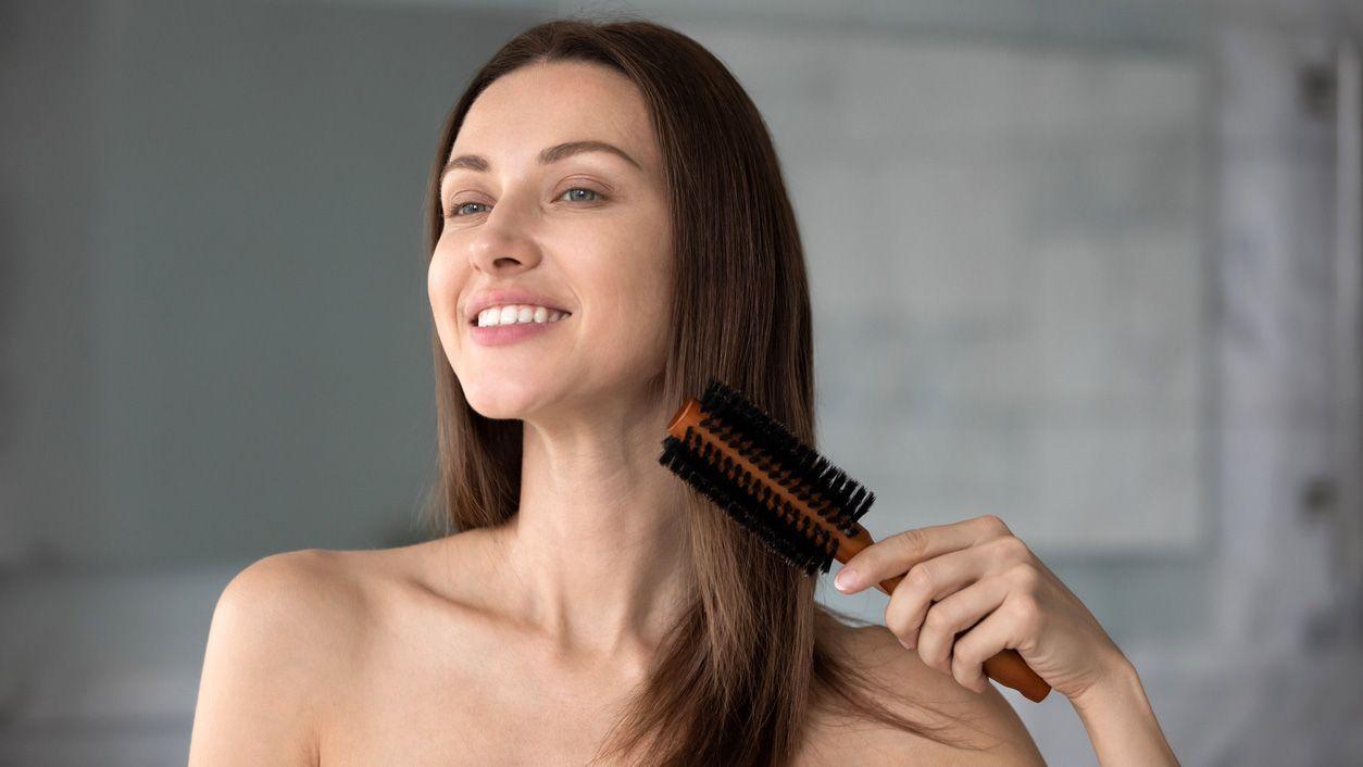 Mascarilla casera para alisar e hidratar el cabello