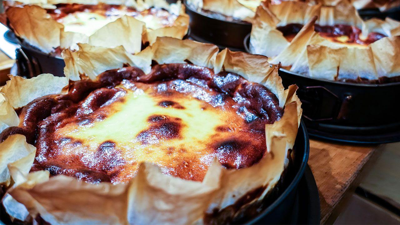 Tarta de queso La Viña, ¡la receta original del restaurante! - paso 7