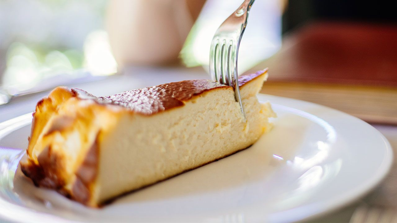 Tarta de queso La Viña, ¡la receta original del restaurante! - paso 8
