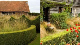 Le Jardin Plume de Sylvie y Patrick Quibel