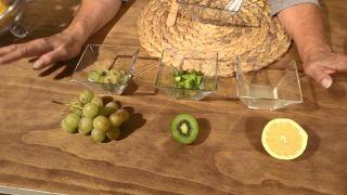 Tónico de uva, un remedio natural con el que retrasar la aparición de las arrugas - Zumo de medio limón