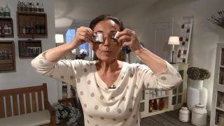 Truco para reducir las ojeras - Consejo para los ojos muy inflamados