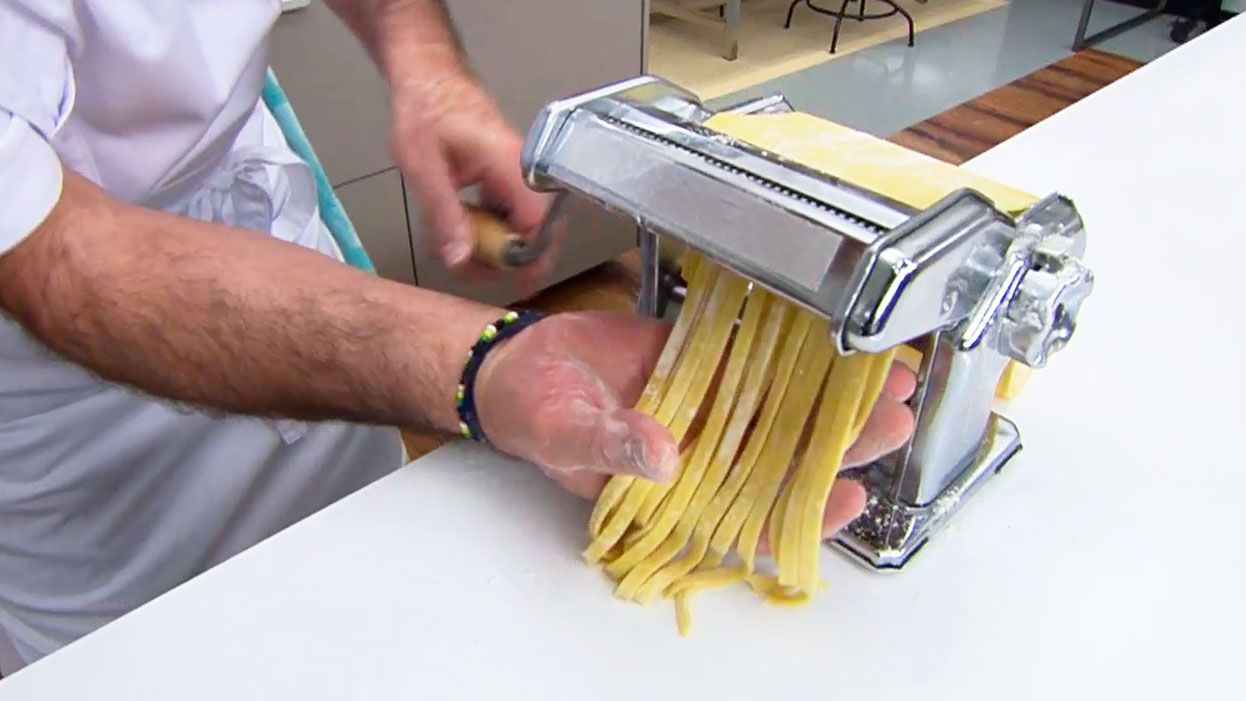Comprar máquina para cortar pasta fresca