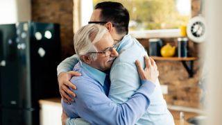 10 claves para aprender a quererte - Déjate mimar por tus padres