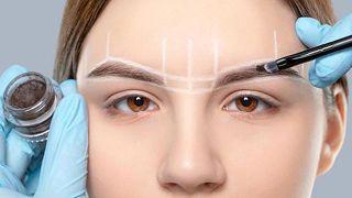 ¿Qué es el microshading de cejas y qué le diferencia del microblading? - Henna para cejas
