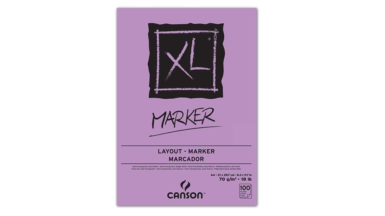 Bloc encolado Marker de Canson