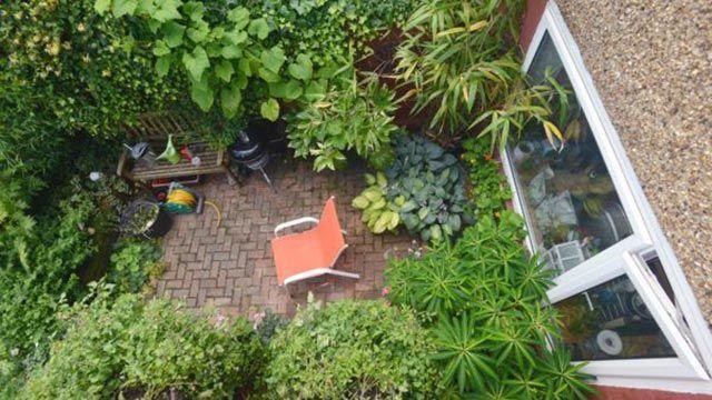 ¿Cómo decorar un jardín pequeño?