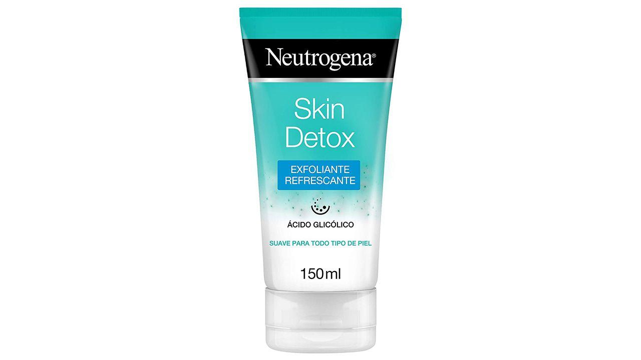 Mejor exfoliante facial del mercado Neutrogena