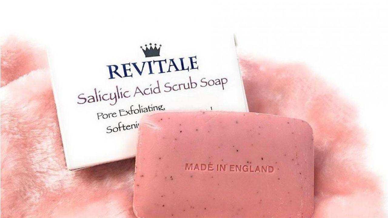 Jabón exfoliante facial, el mejor del mercado
