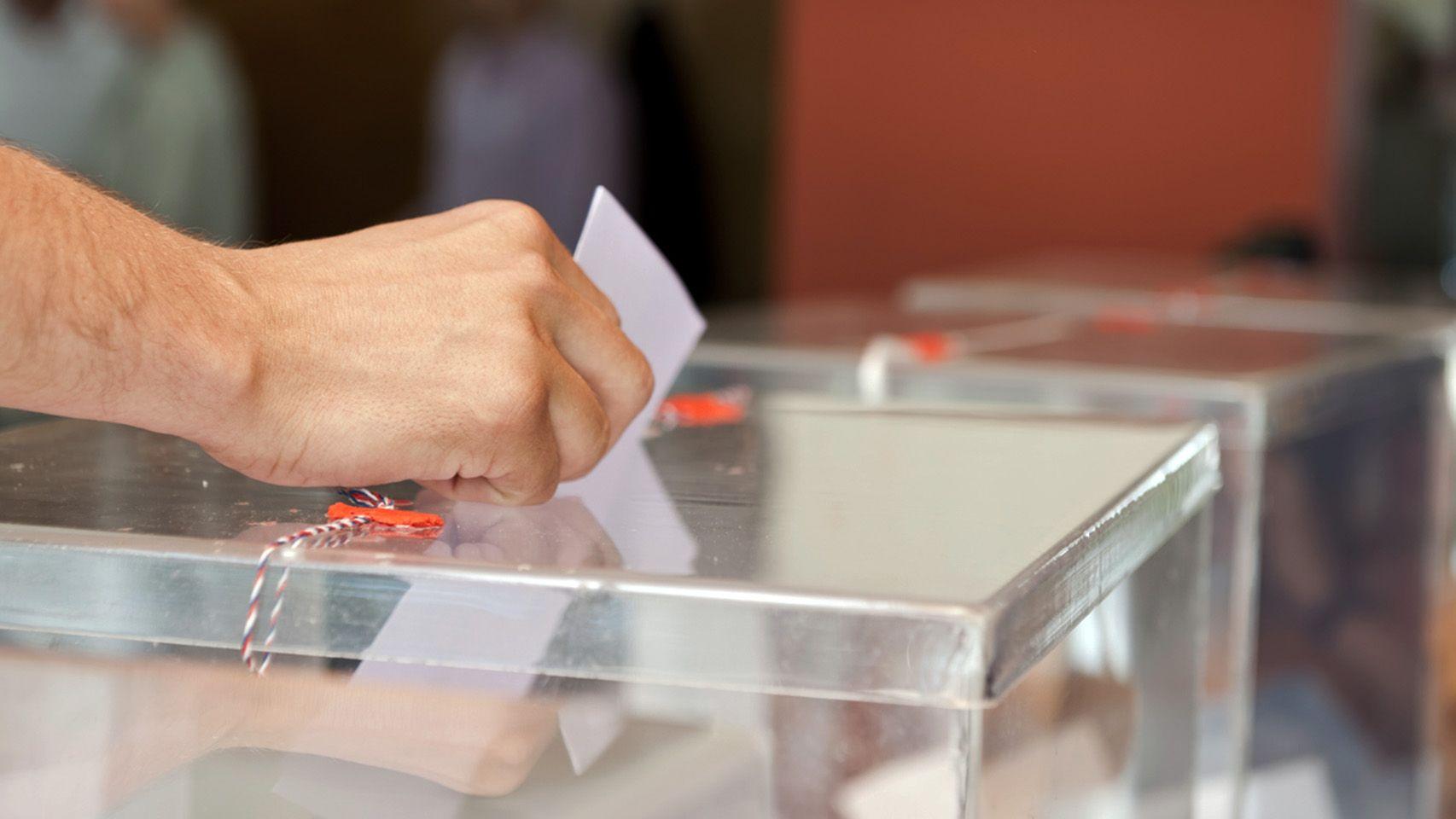 Mesa electoral exenciones válidas