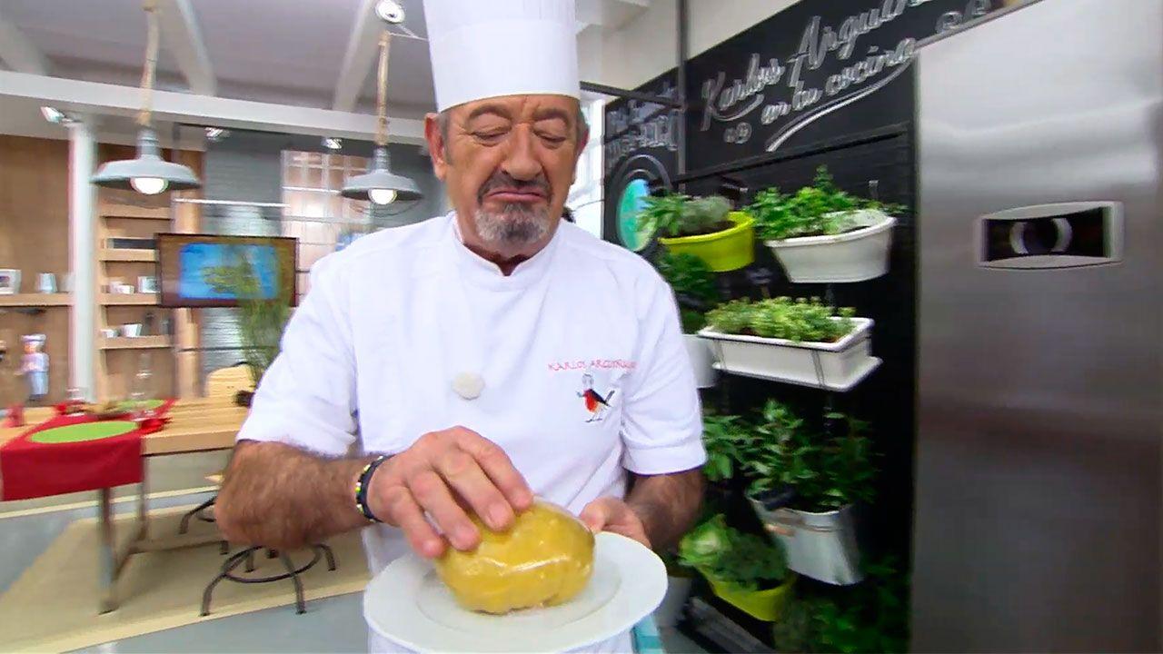 Cómo hacer pasta fresca, la receta de Karlos Arguiñano