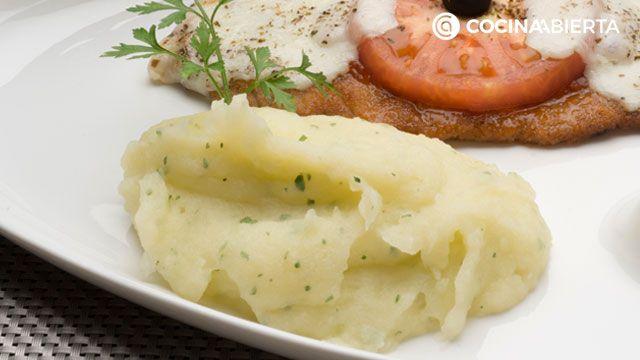 Recetas con puré de patatas de Karlos Arguiñano