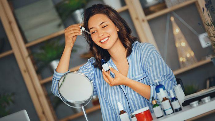 Cómo hacer tu propio serum facial