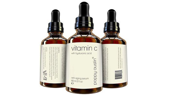 Cómo hacer serum facial: vitamina c