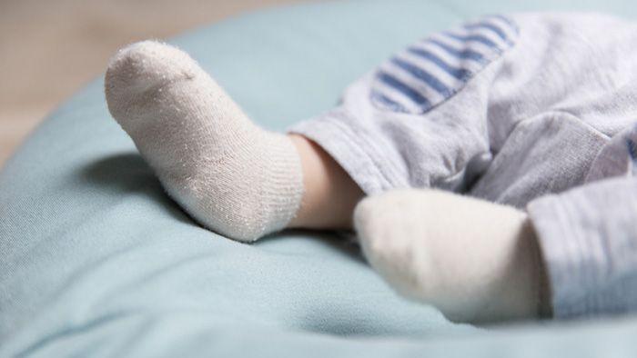 Cómo lavar los calcetines con lejía