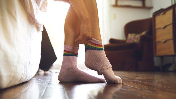 C´mo lavar los calcetines con vinagre, limón y bicarbonato de sodio