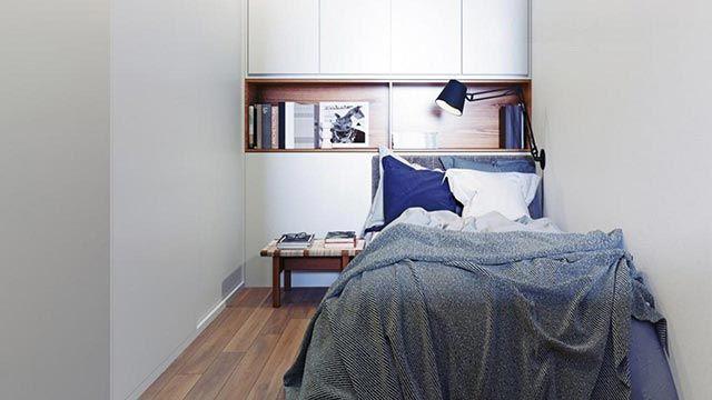Cómo organizar una habitación pequeña