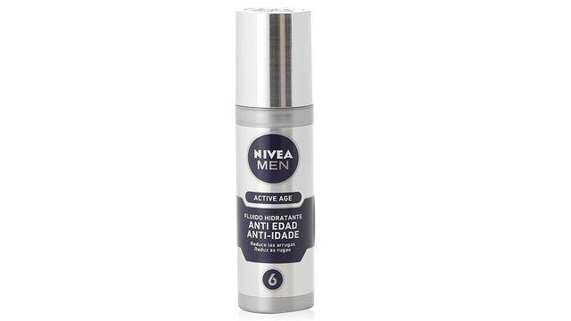 Crema facial para hombres