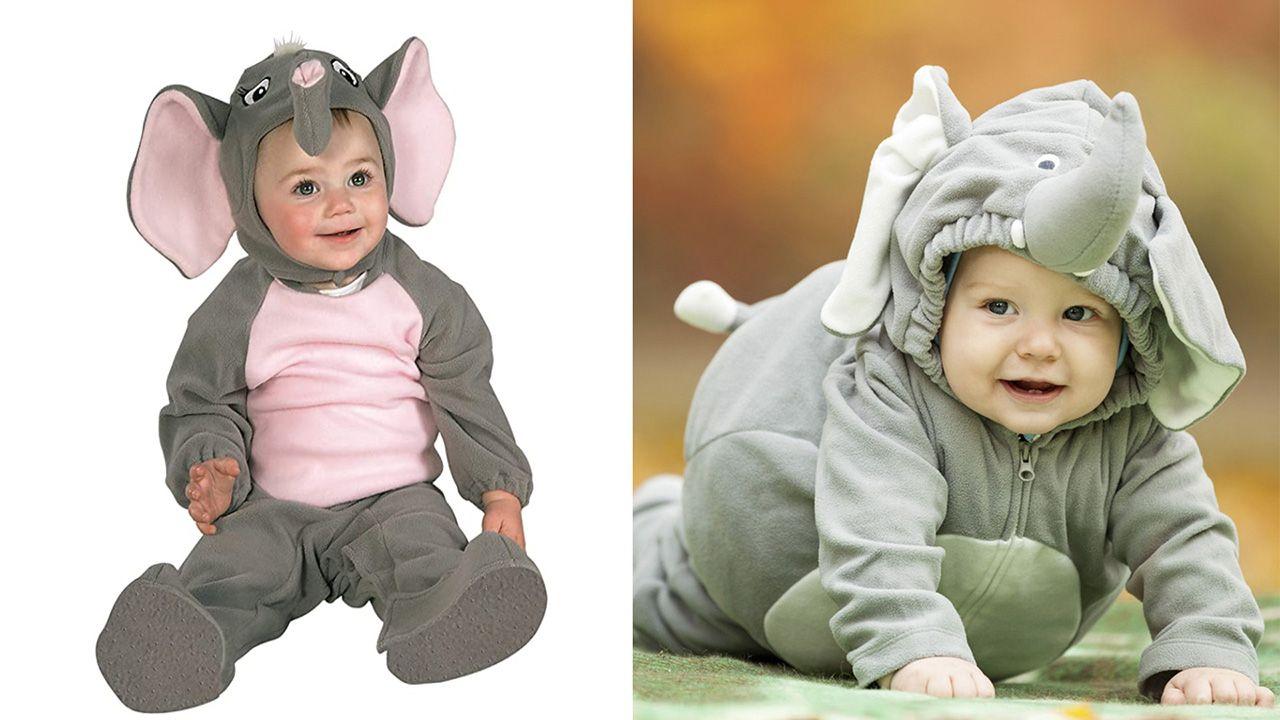 Disfraces de bebé para Carnaval de este año