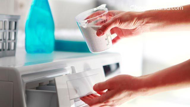 Errores frecuentes al usar la lavadora