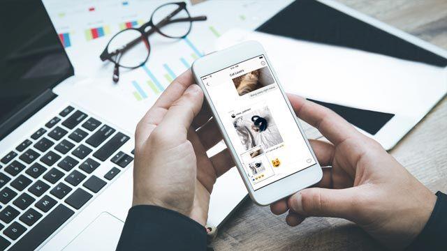Difusión de mensajes personales en las redes sociales: ¿es delito?