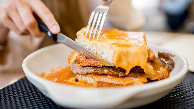 Francesinha, el mejor sándwich de Portugal - Receta e ingredientes