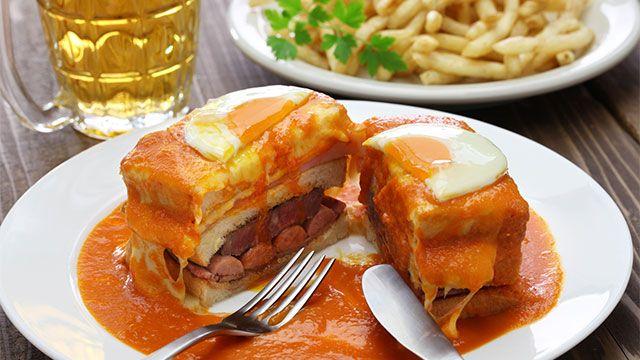 Francesinha, el mejor sándwich de Portugal - la receta original