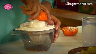 Golosinas expectorantes de mandarina para el resfriado - Paso 1