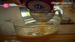 Golosinas expectorantes de mandarina para el resfriado - Paso 6